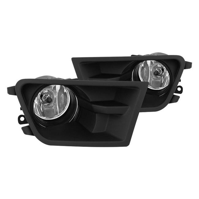 5083029 Factory Style Fog Lights for 2010-2012 Ford Mustang