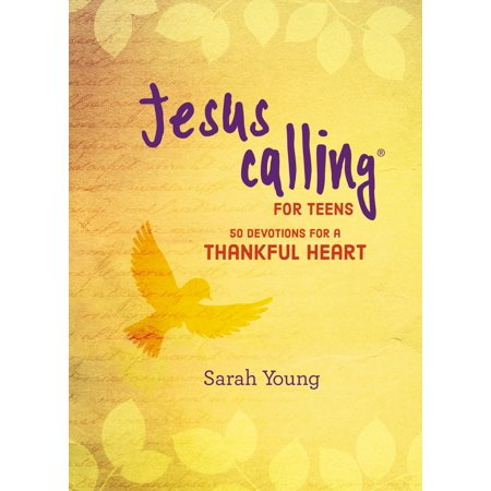 Jesus Calling: 50 Devotions for a Thankful Heart (Jessie J Robin Thicke Calling All Hearts)