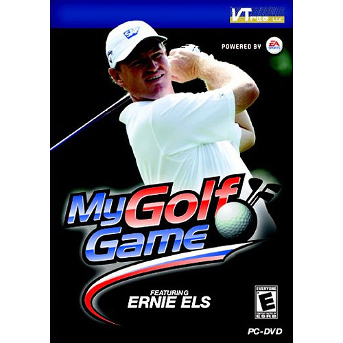 My Golf Game Featuring Ernie Els (PC)