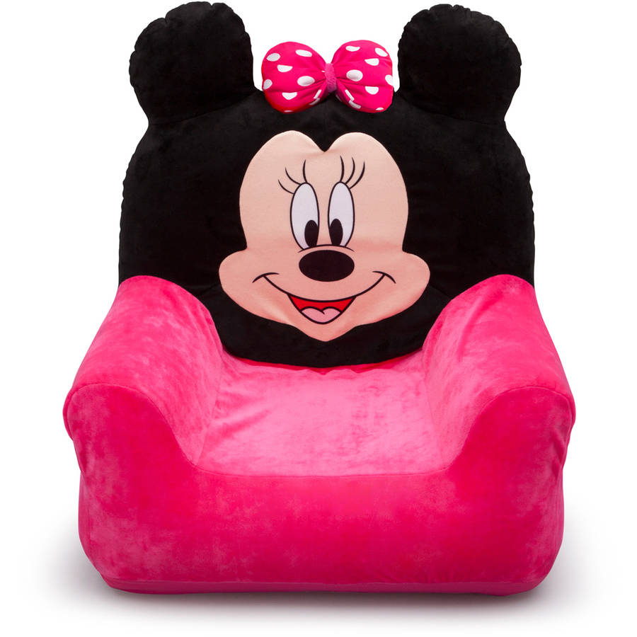 Delta Children Minnie Mouse Club Chair