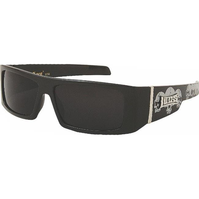 Bulk Buys Mens Locs Skull Design Sunglasses - Case of 24