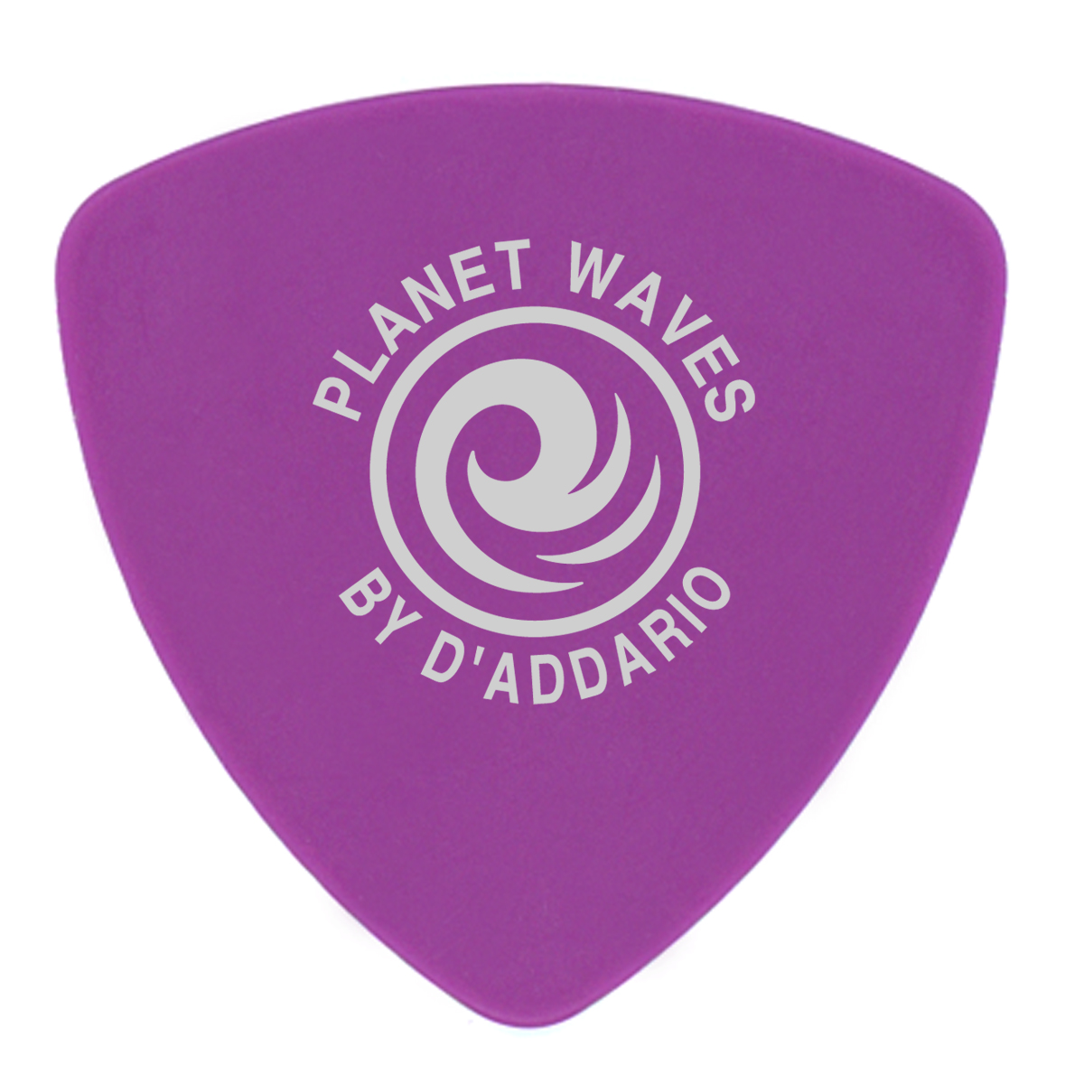 Planet Waves Duralin Guitar Picks, Heavy, 10 pack, Wide Shape by