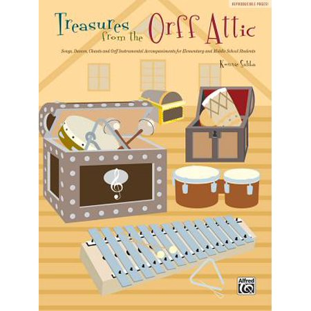 Treasures from the Orff Attic : Songs, Dances, and Orff Instrument Accompaniments for Elementary and Middle School Students](Elementary Halloween Dance Ideas)