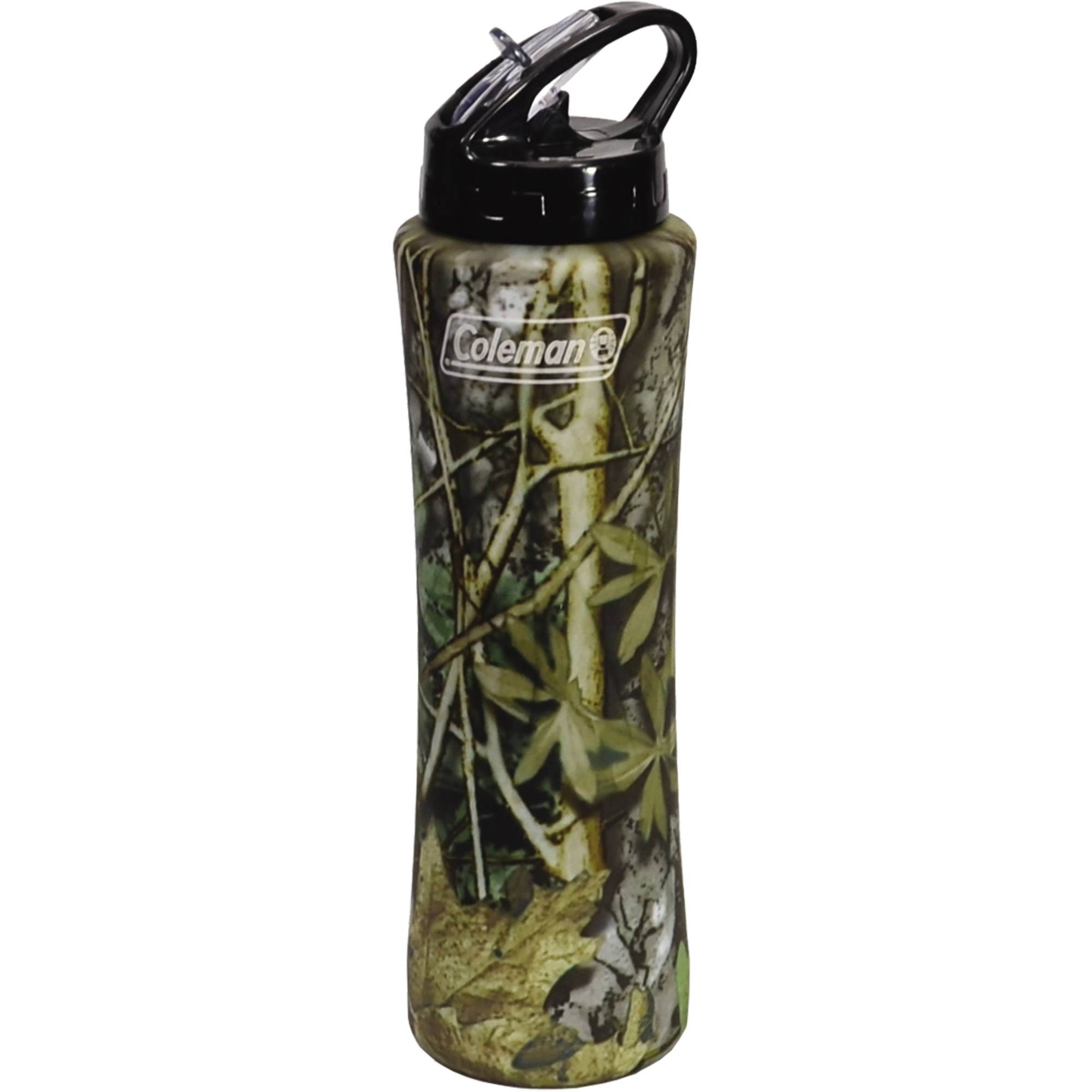 Coleman SS Sports Bottle, 26 oz, Camo