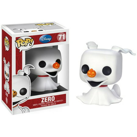 FUNKO POP! DISNEY: THE NIGHTMARE BEFORE CHRISTMAS - ZERO - Halloweentown Nightmare Before Christmas