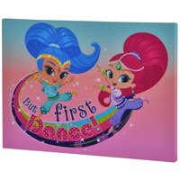 Shimmer and Shine, Dance Canvas