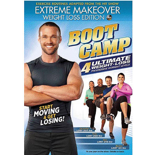Extreme Makeover Weight Loss Edition: Body Bootcamp (Widescreen)