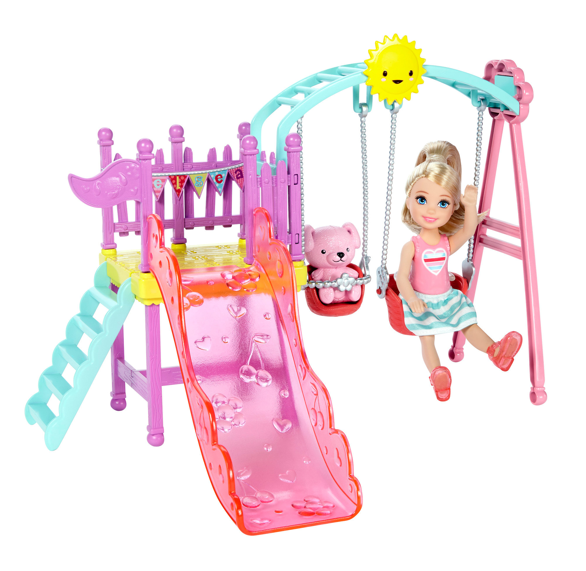 Barbie Club Chelsea Swingset by Mattel