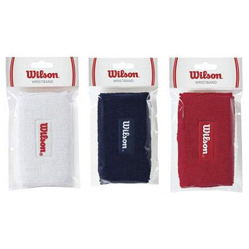 Wilson Double Wristbands by Wilson Sporting Goods