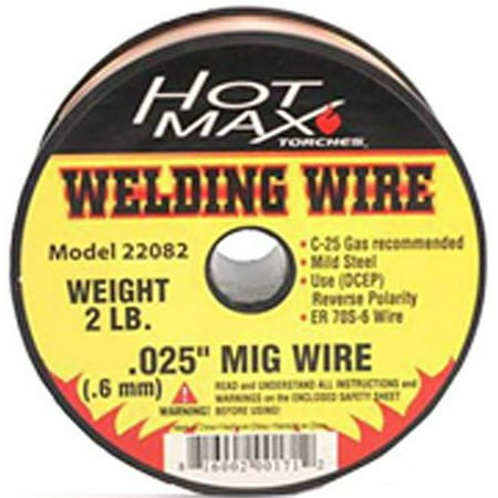 Part 22082 Wire .025 2# Mig Welding, by Kdar Company, Single Item, Great Value, ()