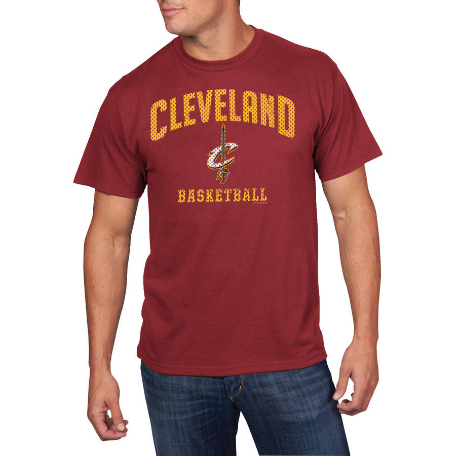 NBA Men's Cleveland Cavaliers Short Sleeve Tee