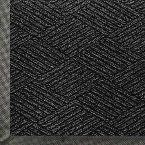 ANDERSEN 22480700310070 Waterhog Eco(TM) Mat, Black, 3 x 9 ft 6 In