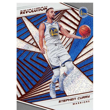 2018-19 Panini Revolution #96 Stephen Curry Golden State Warriors Basketball - R4 Revolution Card