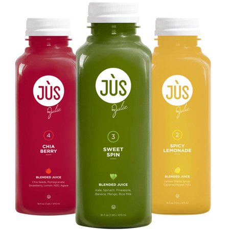 Cheap Offer JUS by Julie 1-Day Juice Cleanse Kit, 6 pc Before Special Offer Ends