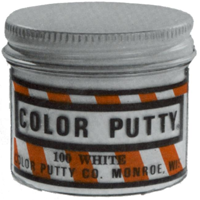 Color Putty 100 White Color Putty