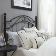 Monarch Bed Queen Or Full Size Silver Headboard Footboard