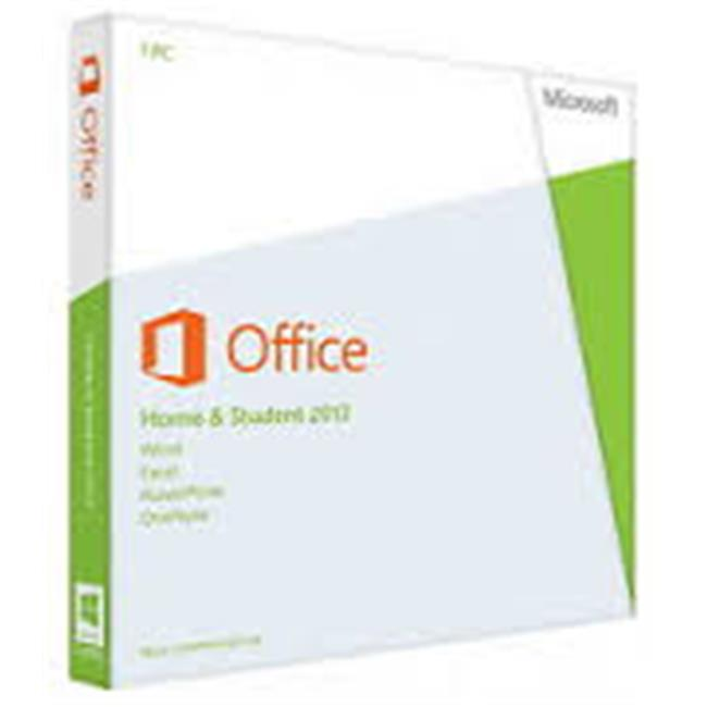 Microsoft OHS2013 Office Home & Student 2013