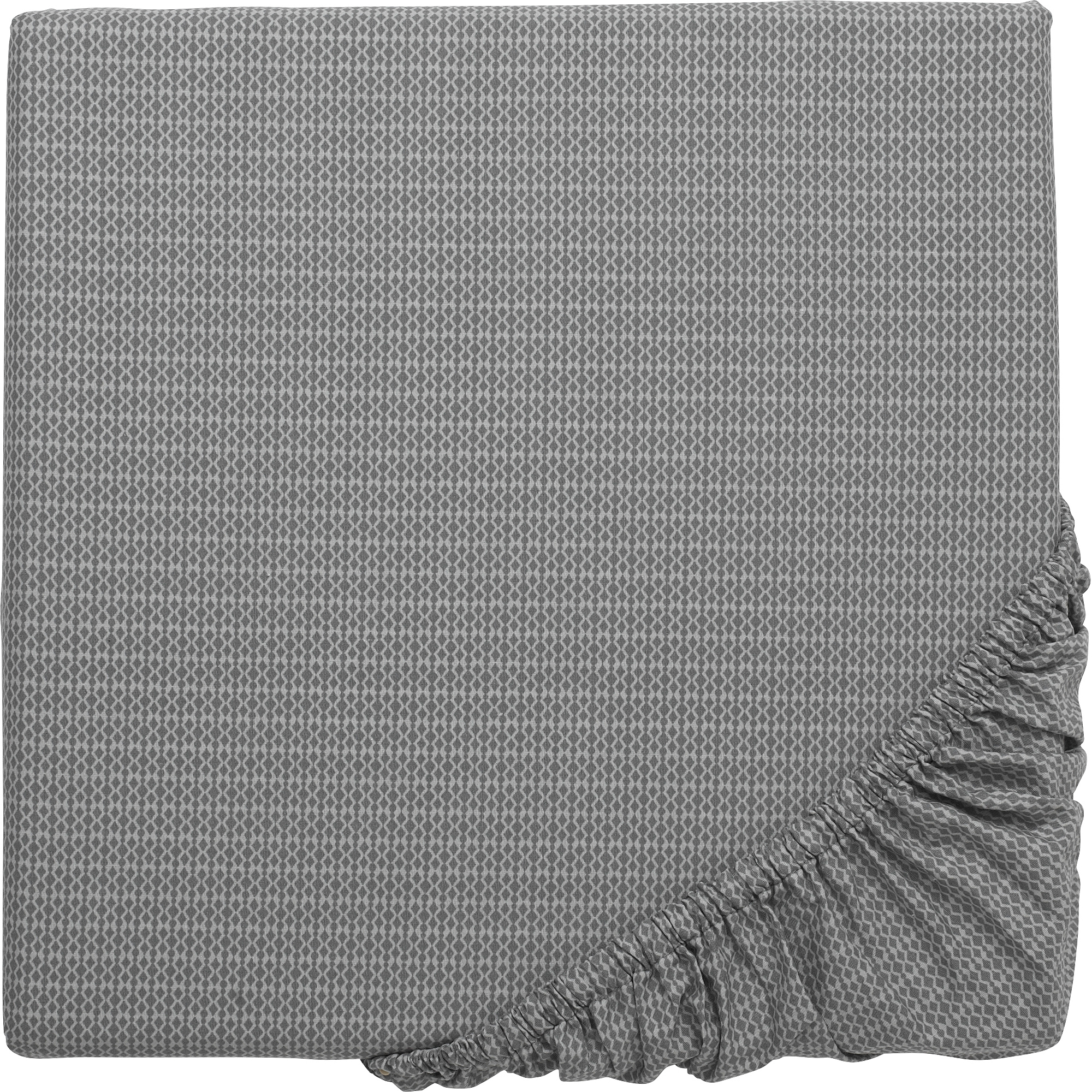 Mainstays Cotton/Polyester Fitted Sheet