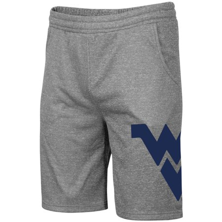 West Virginia Mountaineers Colosseum Seymour Shorts - Heathered Gray West Virginia Mens Shorts