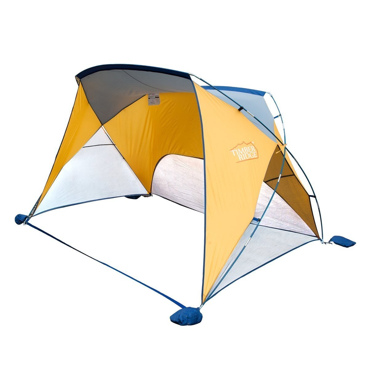 Timber Ridge Beach Cabana Sun Shelter Beach Tent with Carry Bag - Walmart .com  sc 1 st  Walmart & Timber Ridge Beach Cabana Sun Shelter Beach Tent with Carry Bag ...
