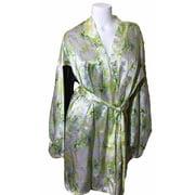 Victoria's Secret Designer Collection Short Silk Kimono Robe