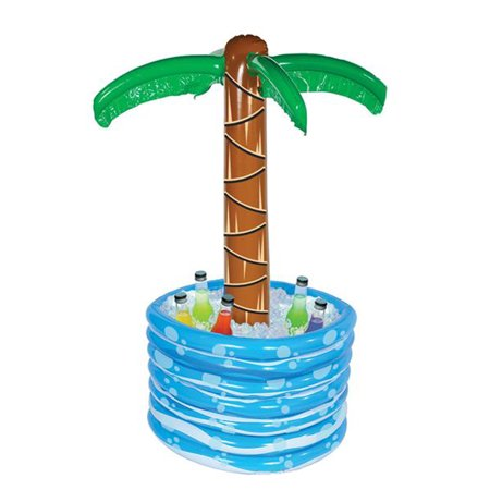 Rinco Luau Beach Party Palm Tree Inflatable 48