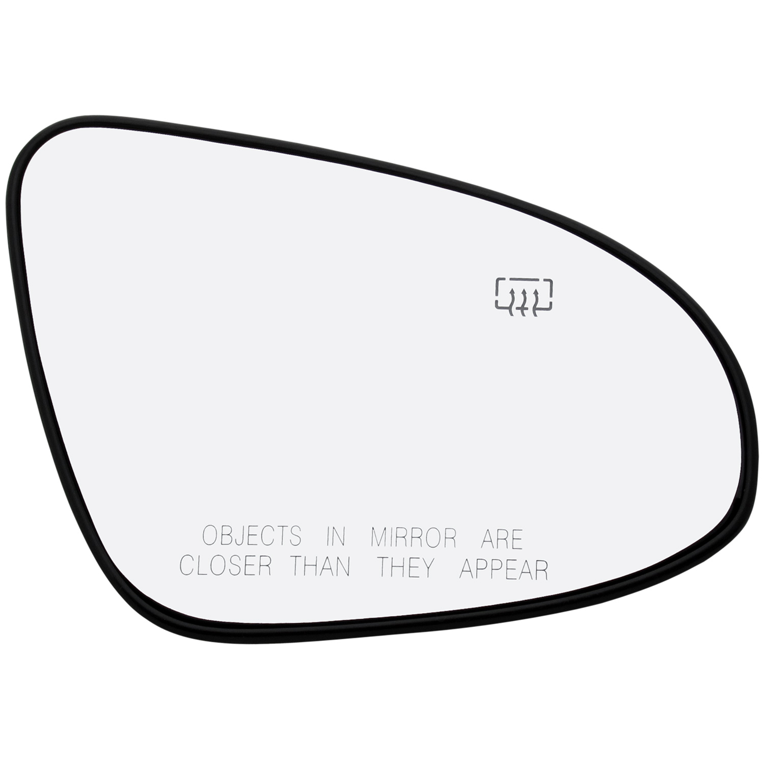New Replacement Driver Side Mirror Heated Glass W Backing Compatible With 2014 2015 2016 2017 Toyota Corolla Sold By Rugged TUFF