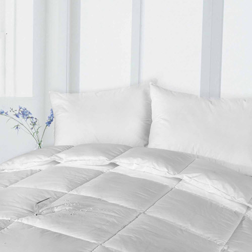 Stayclean Cotton Down Alternative Water- and Stain-Resistant Comforter