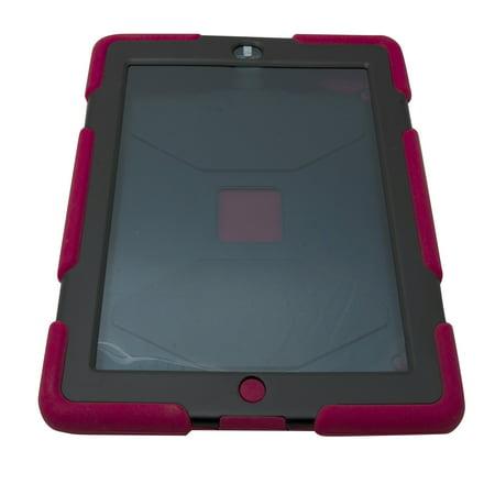 iPad 2/3/4 Heavy Duty Protective Case - Red - image 4 de 4