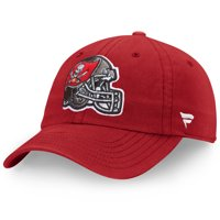 Tampa Bay Buccaneers NFL Pro Line by Fanatics Branded Youth Fundamental Adjustable Hat - Red - OSFA
