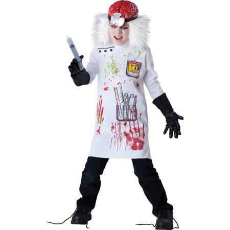 Child Mad Scientist Costume Incharacter Costumes LLC 17039