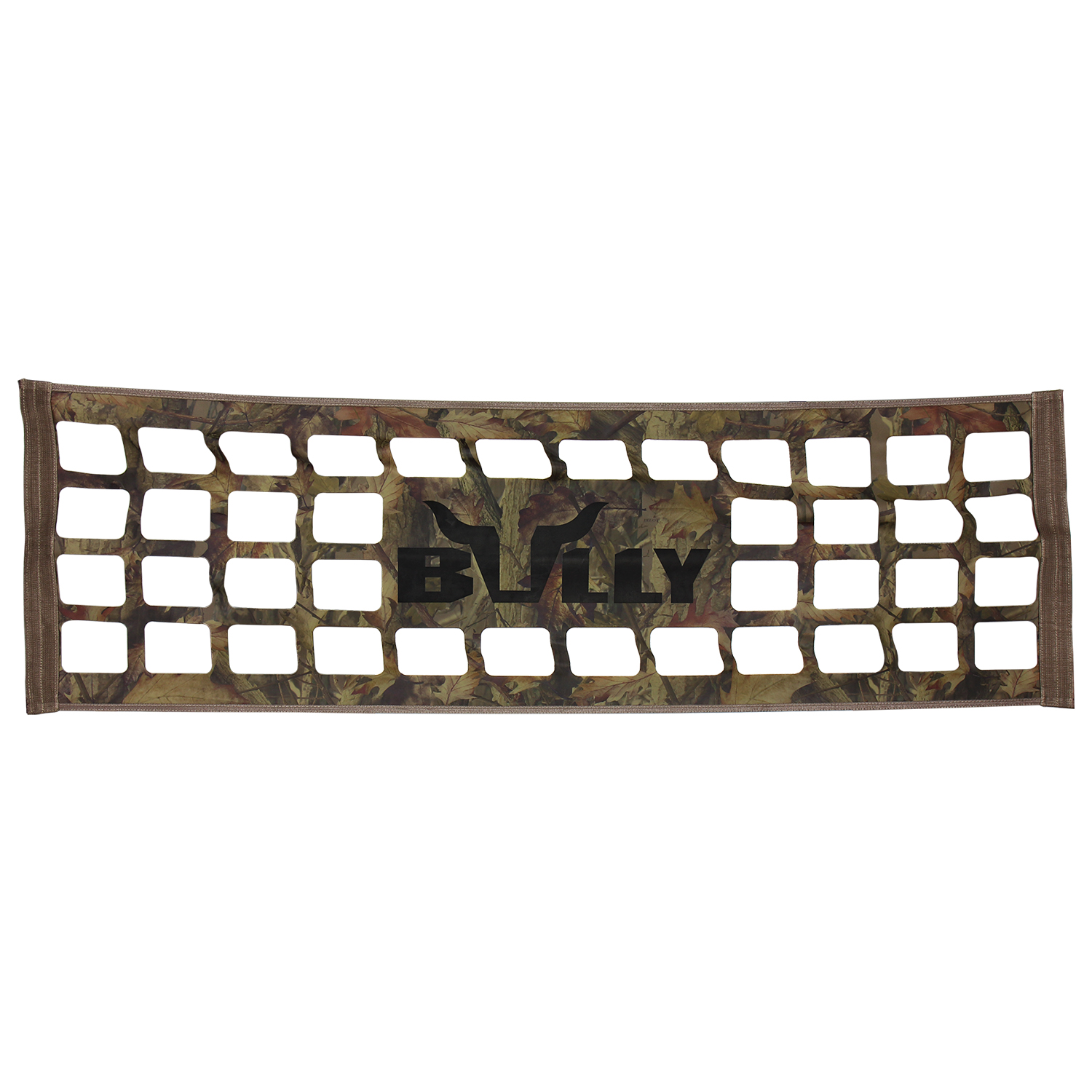 Bully Camouflage Tailgate Net for Mid to Full-Sized Trucks