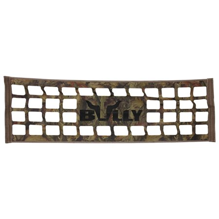Bully Camouflage Tailgate Net for Mid to Full-Sized - Bully Tailgate Lock