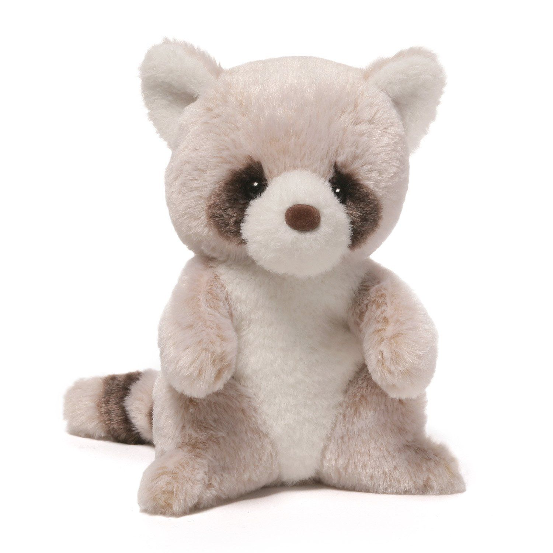 Blossom Baby Raccoon 8 Inch Stuffed Animal By Gund 4056798