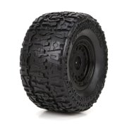 ECX Front/Rear Premount Tire: 1/18 4WD Ruckus (2), ECX41000
