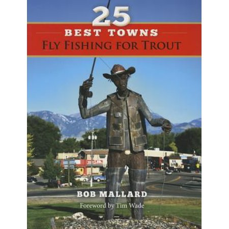 25 Best Towns Fly Fishing for Trout