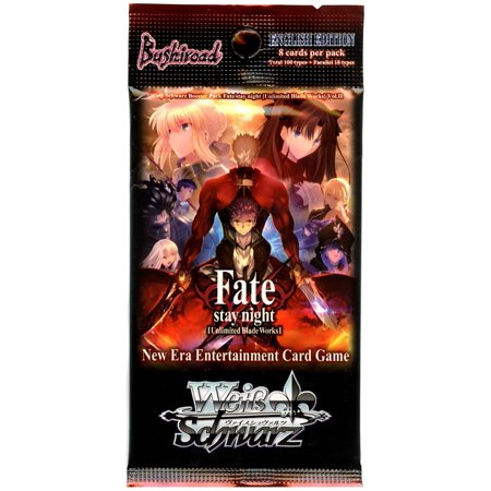 Weiss Schwarz Fate Stay Night Fate / Stay Night (Unlimited Blade Works) Booster