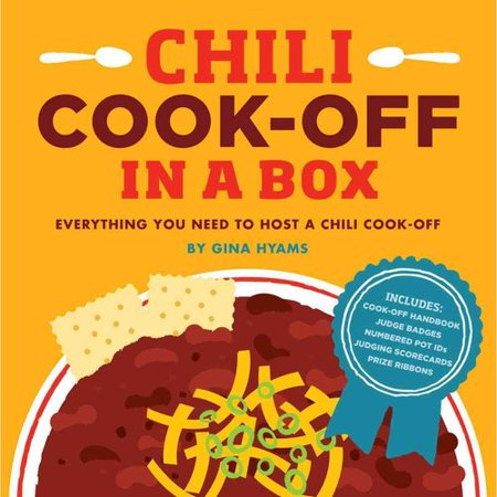 Chili Cook-off in a Box : Everything You Need to Host a Chili Cook-off
