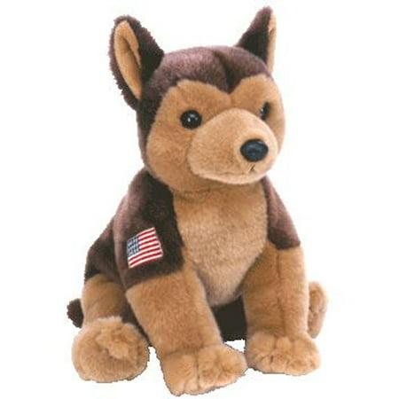 TY Beanie Buddy - COURAGE the NYPD Dog (10 inch) - Walmart.com 5bfb871b860