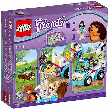Lego Friends Vet Ambulance Best Lego