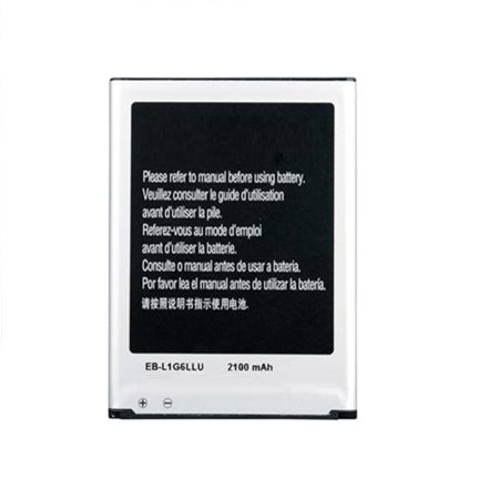 Samsung Galaxy S3 SIII i9300, i9308, I879, i9128v, i9082 Replacement EB-L1G6LLU - 2100mAh Superb Choice Cell Phone Battery - Walmart.com
