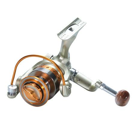 Metal High Speed Left/Right Interchangeable Rocker Fishing Reels Spinning Wheel Gear