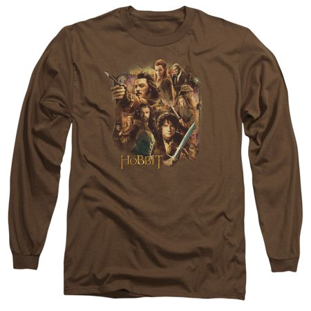 The Hobbit - Middle Earth Cast Long Sleeve