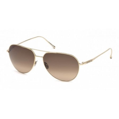 Mont Blanc MB657S 32F (Mont Blanc Sunglasses Mens)