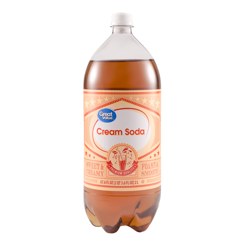Great Value Cream Soda, 2 litres - Walmart.com