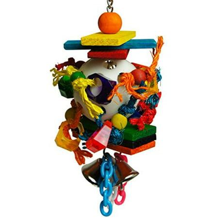 Bonka Bird Toys 1895 Crazy Ball Bird Toy.