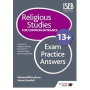 Religious Studies for Common Entrance 13+ Exam Practice Answers - eBook