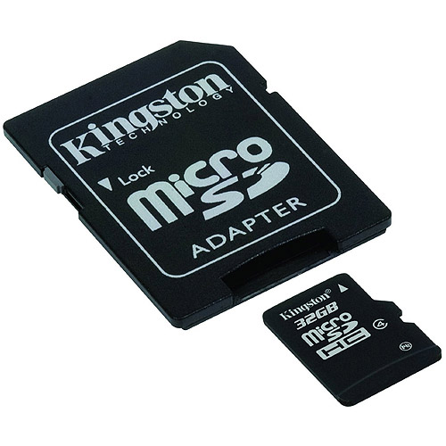 Kingston 32GB microSD High Capacity