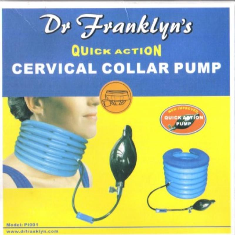 QUICK ACTION CERVCIAL COLLAR PUMP NECK TRACTION