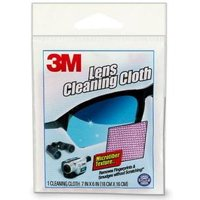3M Microfiber Screen & Lens Cleaning Cloth, 9021